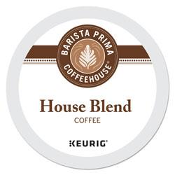 Barista Prima Coffee House® House Blend Coffee K-Cups, 24/Box
