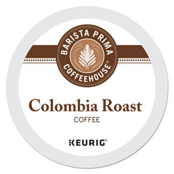 Barista Prima Coffee House® Colombia K-Cups Coffee Pack, 96/Carton