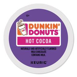 Dunkin' Donuts Milk Chocolate Hot Cocoa, 24/Box