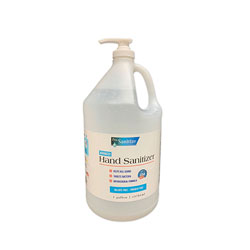 GEN ProSanitize Hand Sanitizer, 1 gal, Unscented, 4/Carton