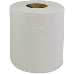 Garland Manufacturing Center Pull Towels, 2-Ply, Perforated, 360 Sheet/PK, White