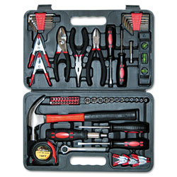 Great Neck Tools 72-Piece Tool Set