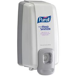 Purell Hand Sanitizer Dispenser, Wall-Mount, 100ml, 6/CT, Gray