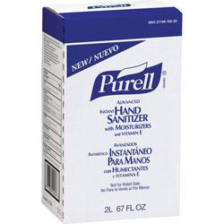 Purell NXT® MAXIMUM Capacity™ Instant Hand Sanitizer Refill, 2000 mL