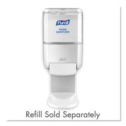Purell Push-Style Hand Sanitizer Dispenser, 1200 mL, 5.25 in x 8.56 in x 12.13 in, White