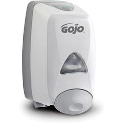 Gojo Soap Dispenser, 1250ml Cap, 6/CT, Dove Gray