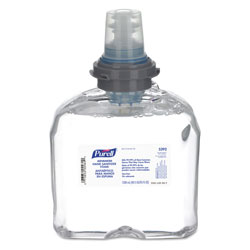 Purell Advanced TFX Foam Instant Hand Sanitizer Refill, 1200 mL, White