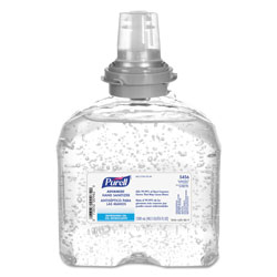 Purell Advanced TFX Gel Instant Hand Sanitizer Refill, 1200 mL