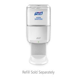 Purell ES6 Touch Free Hand Sanitizer Dispenser, 1200 mL, 5.25 in x 8.56 in x 12.13 in, White