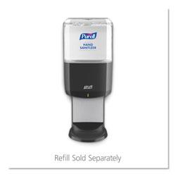 Purell ES6 Touch Free Hand Sanitizer Dispenser, 1200 mL, 5.25 in x 8.56 in x 12.13 in, Graphite