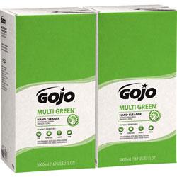Gojo Multi Green Hand Cleaner Refill, 5000ml, GN
