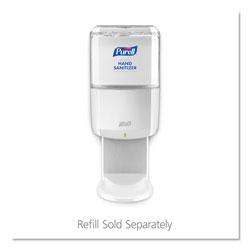 Purell ES8 Touch Free Hand Sanitizer Dispenser, 1200 mL, 5.25 in x 8.56 in x 12.13 in, White