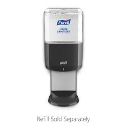Purell ES8 Touch Free Hand Sanitizer Dispenser, 1200 mL, 5.25 in x 8.56 in x 12.13 in, Graphite