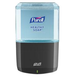 Purell ES8 Soap Touch-Free Dispenser, 1200 mL, 5.25 in x 8.8 in x 12.13 in, Graphite