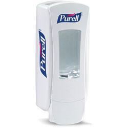 Purell Hand Sanitizer Dispenser, 1200ml, 4.5 inx4 inx11.25 in, White