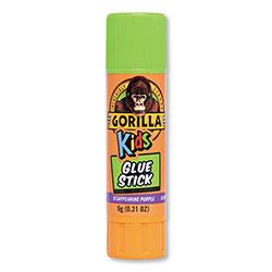Gorilla Glue School Glue Sticks, 0.21 oz/Stick, Dries Clear, 24/Pack