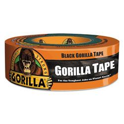 Gorilla Glue Gorilla Tape, 3 in Core, 1.88 in x 35 yds, Black