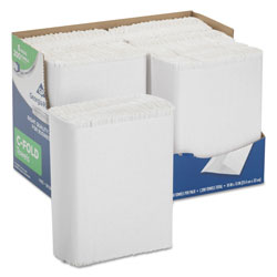 GP Professional Series Premium Paper Towels, C-Fold, 10 x 13, 200/Bx, 6 Bx/Carton