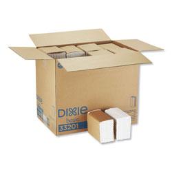 GP Tall Fold Dispenser Napkins, 1-Ply, 7 x 13 1/2, White, 10000/Carton
