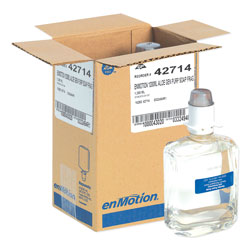 enMotion Automated Touchless Soap Refill, 1200mL, Unscented, 2/Carton