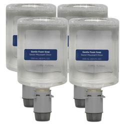Pacific Blue Ultra Soap/Sanitizer Manual Dispenser Refill, 1200 mL Bottle,4/Ctn