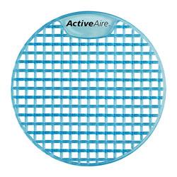 ActiveAire Deodorizer Urinal Screen, Coastal Breeze, 12 Screens/Case