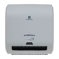 enMotion Impulse® 10# 1-Roll Automated Touchless Paper Towel Dispenser, Gray