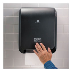 Pacific Blue Ultra Paper Towel Dispenser, Automated, 12.9 x 9 x 16.8, Black