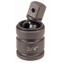 Grey Pneumatic 3/4 in Drive Impact Universal Joint with Pin Hole