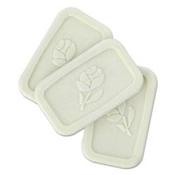 VVF AMENITIES Unwrapped Amenity Bar Soap, Fresh Scent, # 1/2, 1000/Carton