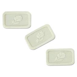 Good Day Unwrapped Amenity Bar Soap, Fresh Scent, #1 1/2, 500/Carton