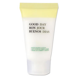 Good Day Hand & Body Lotion, 0.65 oz Tube, 288/Carton