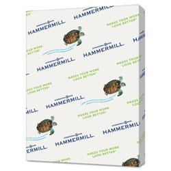 Hammermill Colors Print Paper, 20lb, 8.5 x 11, Canary, 500/Ream
