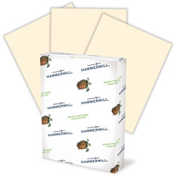 Hammermill Fore MP Paper, 24lb, 8-1/2 in x 11 in, 10RM/CT, Ivory