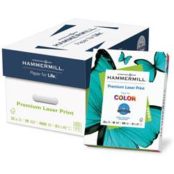 Hammermill Bulk Laser Print Paper, 8-1/2 inx11 in, 32 lb., 98GE/112 ISO, White
