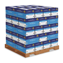 Hammermill Tidal Print Paper, 92 Bright, 20lb, 8.5 x 11, White, 500 Sheets/Ream, 10 Reams/Carton, 40 Cartons/Pallet