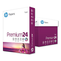 HP ColorPrinting24 Paper, Ultra White, 98 Bright, 24lb, Letter, 500/RM, 5 RM/CT