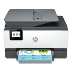 HP OfficeJet Pro 9015e Wireless All-in-One Inkjet Printer, Copy/Fax/Print/Scan