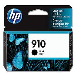 HP 910, (3YL61AN) Black Original Ink Cartridge