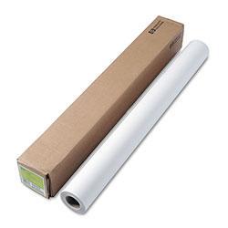 HP Designjet Inkjet Large Format Paper, 36 in x 125 ft, White