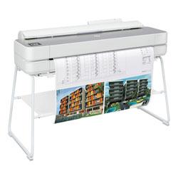 HP DesignJet Studio 36 in Steel Large-Format Wireless Plotter Printer
