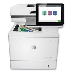 HP LaserJet Enterprise MFP M578dn Multifunction Printer, Copy/Print/Scan