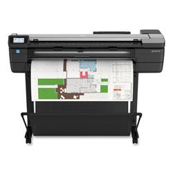 HP Designjet T830 36 in Wireless Multifunction Wide Format Inkjet Printer