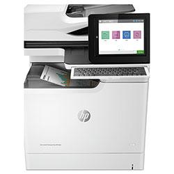 HP Color LaserJet Enterprise Flow MFP M681f, Copy/Fax/Print/Scan