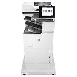 HP Color LaserJet Enterprise Flow MFP M681z, Copy/Fax/Print/Scan