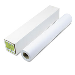 HP Designjet Universal Bond Paper, 21 lbs., 4.2 mil, 24 in x150 ft., White