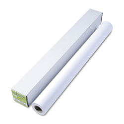 HP Designjet Universal Heavyweight Paper, 6.1 mil, 36 in x 100 ft, White
