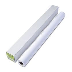 HP Designjet Universal Heavyweight Paper, 6.1 mil, 42 in x 100 ft, White