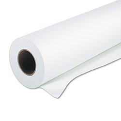 HP Designjet Inkjet Large Format Paper, 55 lbs., 36 in x 100 ft, White