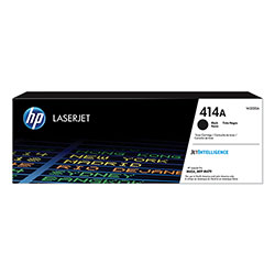 HP 414A, (W2020A) Black Original LaserJet Toner Cartridge